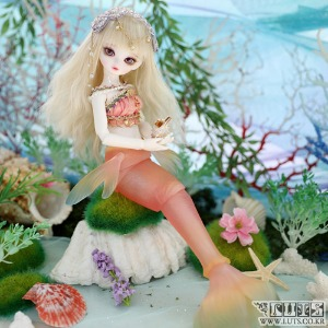 Honey31 Delf MERMAID & MERMAN ver.Pink Limited